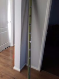 "GREEN 6 FOOT ROLLER BLIND ""NEW"""