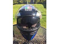 Motorcycle Helmet AVG S4 SV Size - Small as new condition