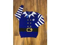 SWFC xmas Jumper new with tags size large