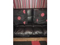 Sofa bed for sale x2