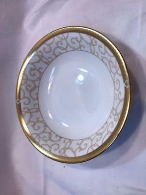 Wedgwood Celestial Gold 6.1 inch Oatmeal  Cereal Bowl New