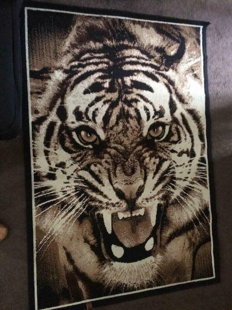 Tiger rug for Sale!!! | in Newham, London | Gumtree