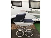 SILVER CROSS COACH BUILT PRAM
