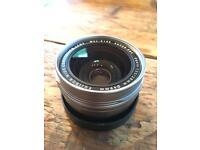 Fujifilm Fuji WCL-X100 wide angle converter