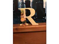 Winnie The Pooh Alphabet Letter R