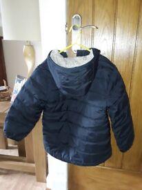 5-6 years boys jackets