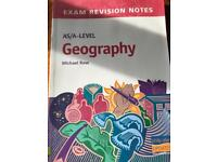 AS/A-Level Geography by Micheal Raw