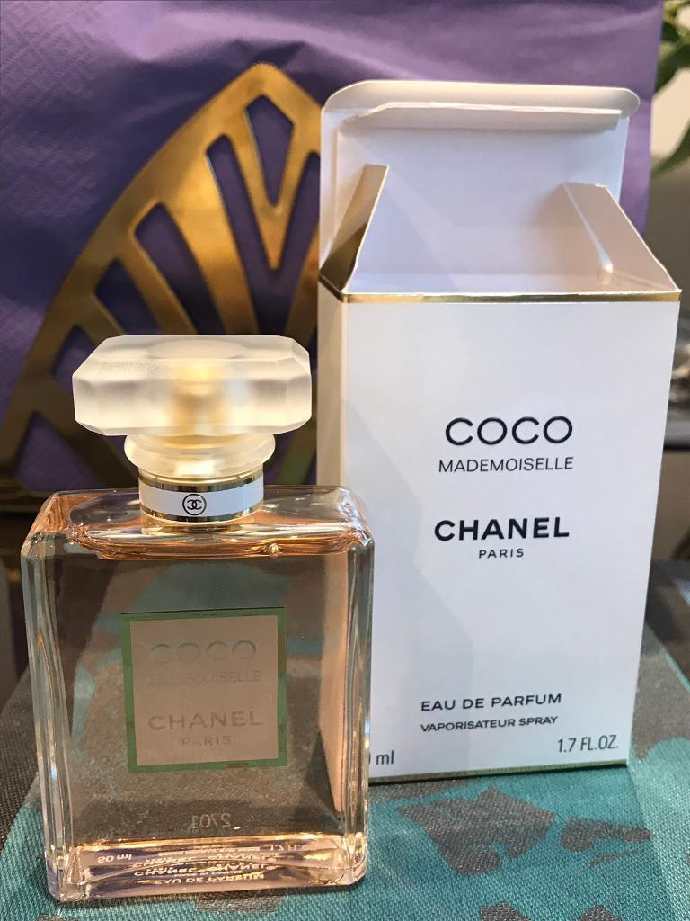 Chanel Coco Mademoiselle Perfume 50ml Eau De Parfum Brand