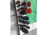 Various Plant Pots & Seedling Trays