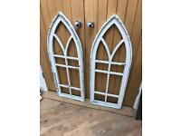 Beautiful Wooden Arches