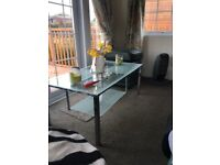 Coffee table £20
