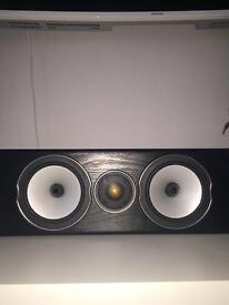Monitor audio BX centre