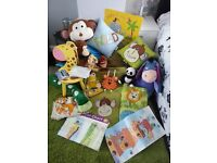 Jungle room accessories ideal for kid's bedroom