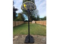 Garden Free Standing Portable Basketball Hoop