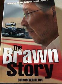 Ross Brawn biography - formula 1