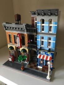 Lepin Detective's Office
