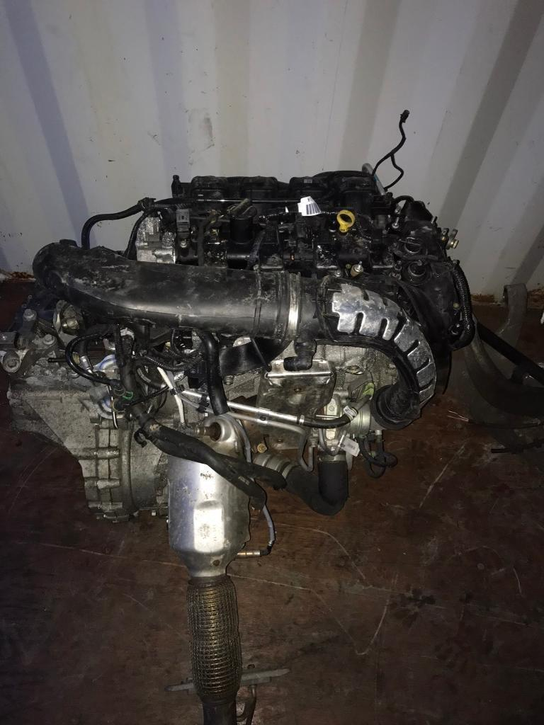 2014 Ford Focus St Engine 2 0 Petrol 247bhp R9da 35000 Miles In