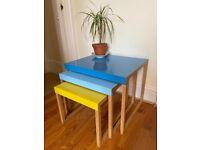 Habitat tables x3