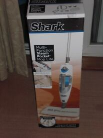 SHARK multi function steam mop