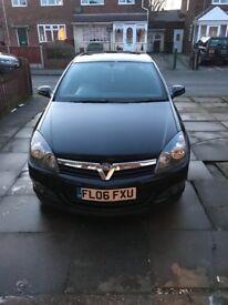 Vauxhall Astra 1.7 cdti 100 bhp