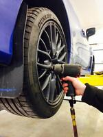 HIRING TIRE TECHNICIANS - Durham Region : $13-16 hourly