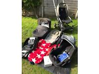 Bugaboo bee plus travel system