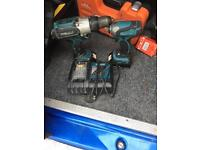 Makita 18v drills!
