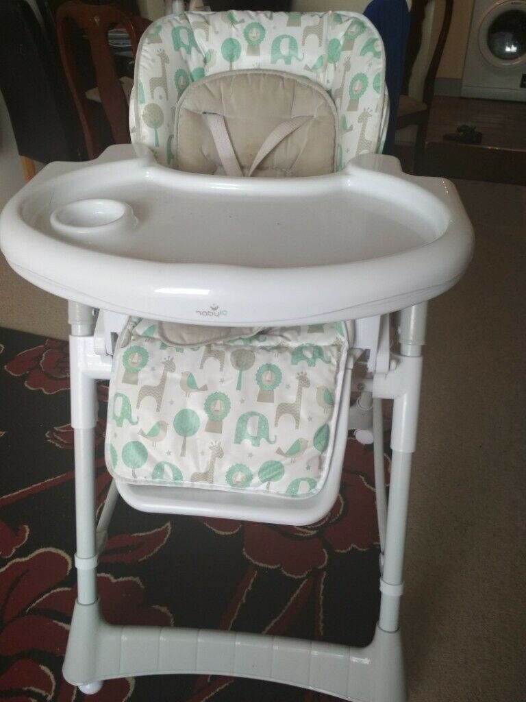 Baby High chair Babylo Multiheight Multipurpose | in Northampton, Northamptonshire | Gumtree