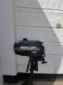 Mercury 2.2 hp 2stroke