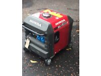 HONDA EU 30 is GENERATOR