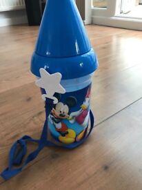 Disney popcorn carrier