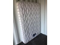 Bargain Double Mattress Clean Condition, Free Delivery In Norwich,