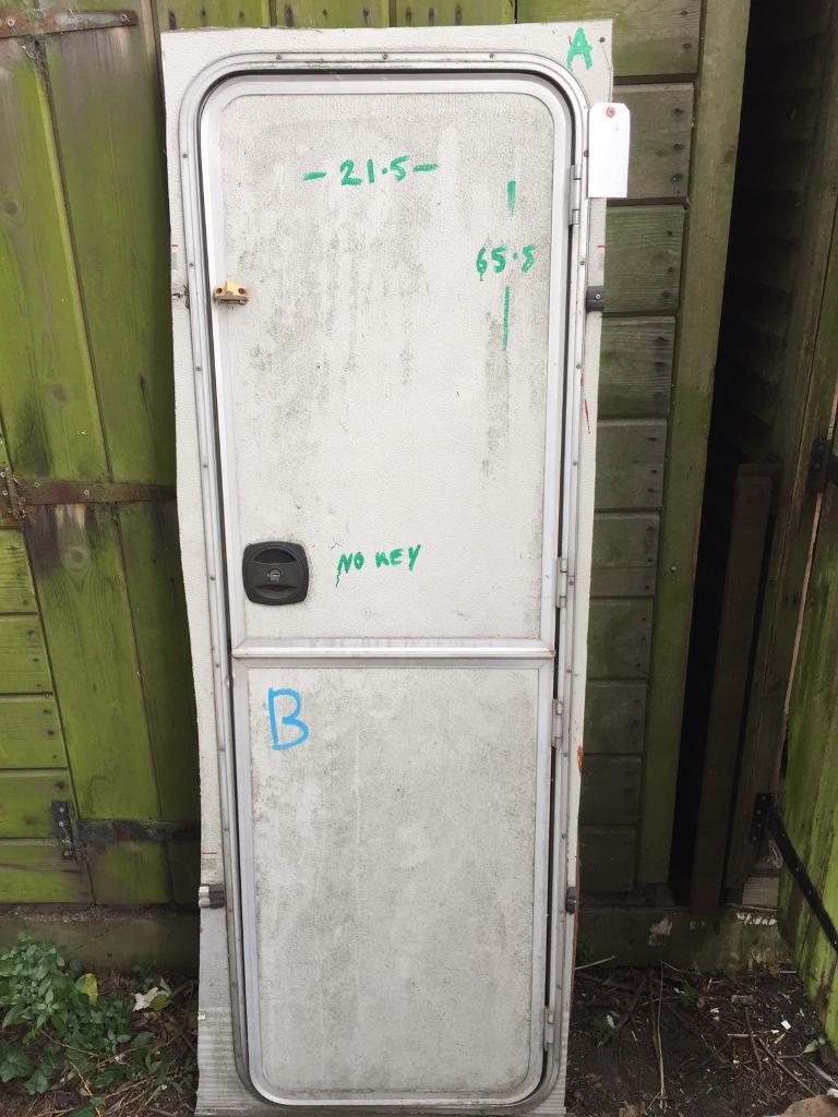 Caravan/ camper door and frame | in Great Yarmouth, Norfolk | Gumtree