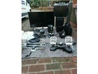 Thrustmaster Warthog Hotas flight simulator items for sale