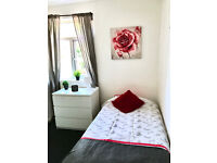 self contained studio to let within friendly house share £90PW most bills inclusive