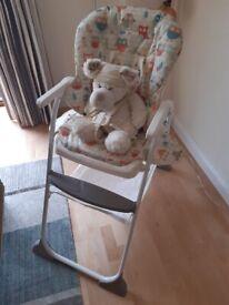 High Chair 'Joie'