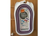 New Karibu Baby Foldable Bath