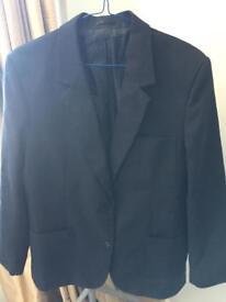 Navy school blazer