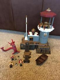 Mega Blocks Pirate Lighthouse