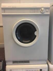 ✅5kg vented tumble dryer can deliver