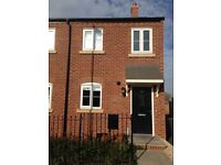 New build 2 bed house available now