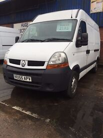 Renault Master 2.5 dCi MM35. 4dr (MWB, PTO)