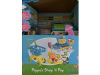 Peppa Pig Shopping Trip