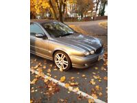 Lovely Jaguar X Type 2004, nice tidy condition 2.4l petrol