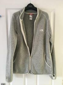 Ladies North Face fleece jacket size XL (14-16)