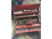 Tool box full off tools