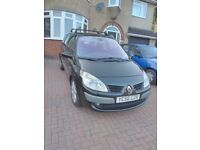 2006 Renault Grand Scenic 1.9 Dynamique deisel, 7 seater.