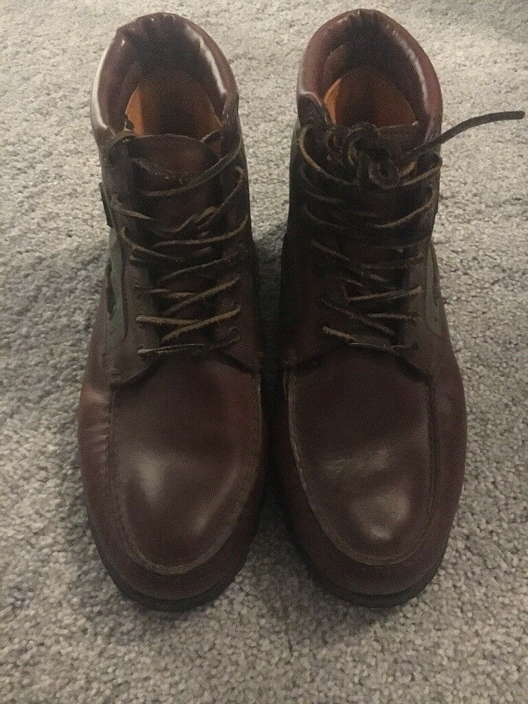 Men's timberland boots size 11
