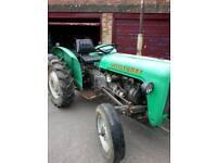 Sutcliffe tractor