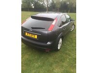 Ford Focus 1.8 diesel turbo, very nice clean car drive perfect with 1year MOT £1,350